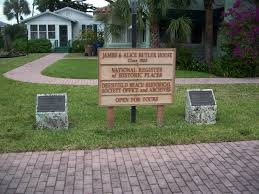 file deerfield beach fl butler house sign01 jpg wikimedia commons