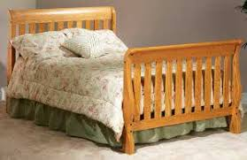 Convertible Sleigh Bed Crib Convertible Sleigh Crib