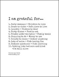 10 things is grateful for thoughts gratitude and cap