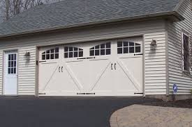 55 3 car carriage garage doors car carriage house traditional