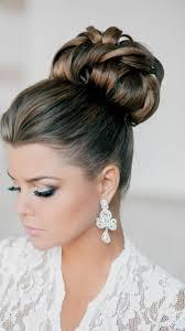 simple bridal hairstyle best 25 hochzeitsfrisur dutt ideas on pinterest geflochtener
