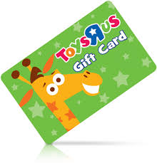 gift cards for kids we can use toys r us gift cards to purchase birthday gifts for