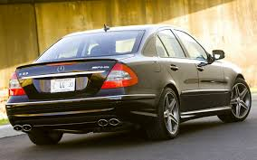 mercedes amg 2007 mercedes e 63 amg 2007 us wallpapers and hd images car pixel