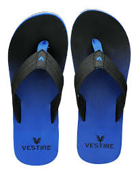 Womens Bedroom Slippers Reef Slippers For Men Vestire 4536 Mens Blue Flip Flop Womens