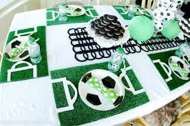 soccer party ideas soccer party page 6 of 6 s party ideas
