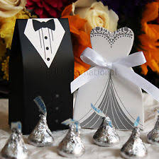 and groom favor boxes wedding favor boxes ebay