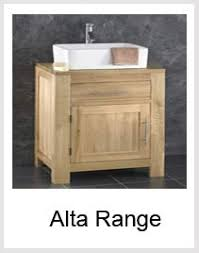 oak bathroom cabinets solid oak bathroom furniture clickbasin