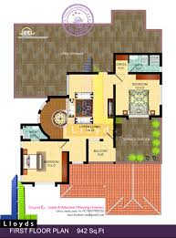 2951 sq ft 4 bedroom bungalow floor plan and 3d view house
