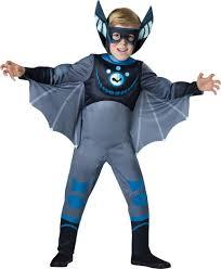 Skylander Halloween Costumes Kids Wild Kratts Bat Blue Costume 37 99 Costume Land