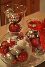 Vase Table Centerpiece Ideas Best 25 Christmas Centerpieces Ideas On Pinterest Holiday