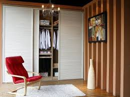 Space Saving Closet Doors Sliding Closet Doors For Bedrooms To Save Space In Narrow Bedrooms