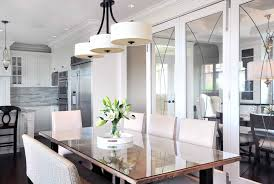 formal dining room light fixtures drum light fixtures dining room transitional with counter seats drum