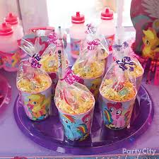 favor cups my pony favor cup idea party city party city