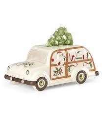 Spode Christmas Tree Santa Cookie Jar by Cookie Jar Dillards Com