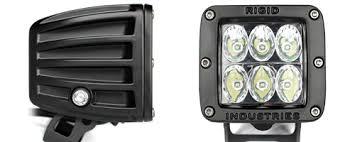 rigid industries led driving lights rigid industries world s best led lights