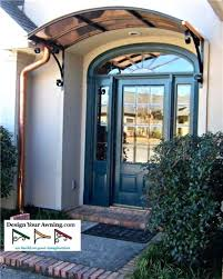 Small Awnings Over Doors Front Doors 1000 Ideas About Front Door Awning On Pinterest Door