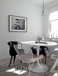 White Wire Chair Ikea Chair Idea U2013 Vintage To Modern Homesfeed