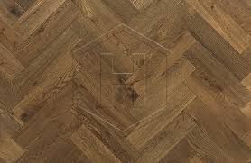 Herringbone Laminate Flooring Uk Hw6410 Chocolate Engineered Herringbone Character Grade 70mm Oak