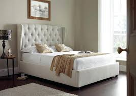 White High Gloss Queen Bedroom Suite Bed Bugs Wooden Bed Frame Aden High Gloss Ottoman Storage Bed