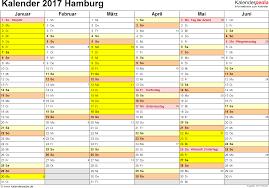 Kalender 2018 Hamburg Brückentage Kalender 2017 Hamburg Ferien Feiertage Pdf Vorlagen