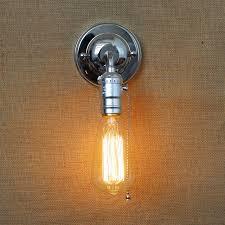 Edison Floor L Edison Vintage Loft Lámpara De Pared Pasillo Para Balcón