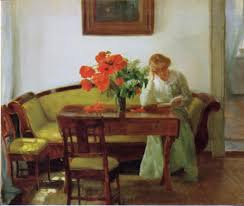 Berthe Morisot In The Dining Room The Light That Inspired The Skagen Painters U2013 5 Minute History