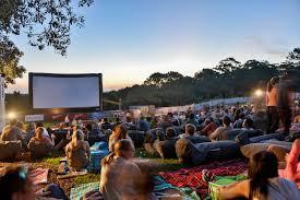 Botanic Gardens Open Air Cinema Moonlight Cinema 2015 16 By Seafarrwide