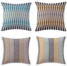 Modern Throw Pillows For Sofa Mid Century Modern Throw Pillow For Yellow Geometric Sofa
