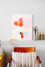Diy Paintings For Home Decor 451 Best Diy Wall Art From Brit Co Images On Pinterest Diy