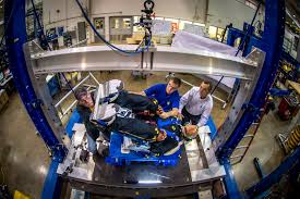 Space Cushion Definition Boeing U0027s New Spacesuit Nasa