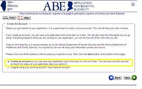 dhs guide to completing an abe application
