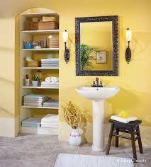 bathroom closet shelving ideas bathroom closet shelving ideas