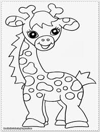 cute baby tiger coloring page free download