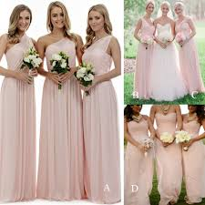 pink bridesmaid dresses bridesmaid dress light pink bridesmaid dresses mismatched