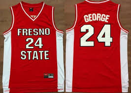s fresno state bulldogs 24 paul george college basketball