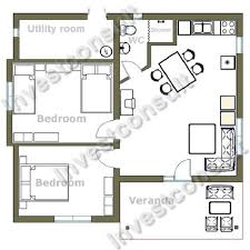 one bedroom open floor plans modern one bedroom house plans plan open floor kevrandoz