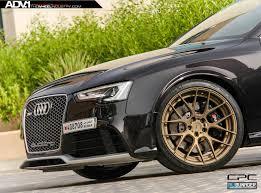 audi titanium wheels audi rs4 avant adv5 0 track spec cs titanium