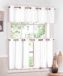 Curtains With Ribbons Best 25 Country Kitchen Curtains Ideas On Pinterest Farm White