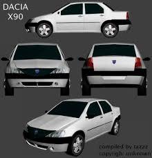 renault clio symbol dacia x90 renault clio symbol derivate smcars net car