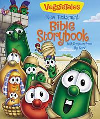 veggietales new testament bible storybook lifeway christian non