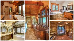 Rustic Bathrooms Designs by 16 Extraordinary Rustic Bathroom Design Ideas