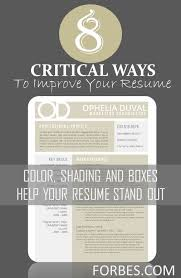 Forbes Resume Examples by 194 Best Resume Design Images On Pinterest Resume Ideas Cv