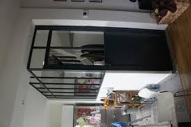 cloison vitree cuisine salon cloison vitree cuisine salon 5 verri232re dint233rieur atelier