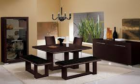 Modern Dining Room Furniture Sets Modern Dining Room Table And Chairs With Inspiring Modern Style