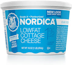 Cottage Cheese Low Fat by Cottage Cheese Archives Nordica Dairy