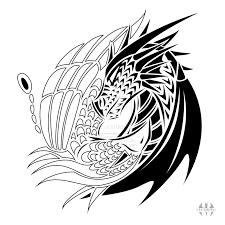 Ying Yang Tattoo Ideas Yin Yang Tattoos Can It Incorporate Both Phoenix And Dragon