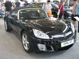 opel solstice opel gt roadster technical details history photos on better