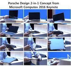 Porsche Design Home Products Porsche Design Book One Discussion Thread Tabletpcreview Com