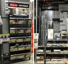 get organized easy garage wall storage