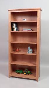 Amish Bookshelves by Bookcases Amishland Furniture